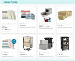 Bed deals in the Tuesday Morning weekly ad in Stone Mountain GA