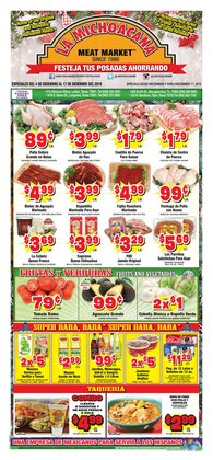 Grocery & Drug deals in the La Michoacana weekly ad in Tyler TX