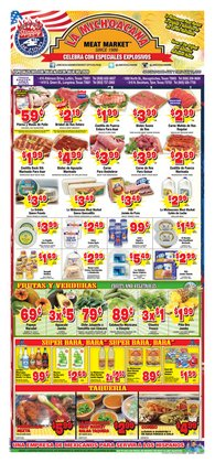 Grocery & Drug offers in the La Michoacana catalogue in Tyler TX ( Expires tomorrow )