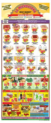 La Michoacana catalogue ( Expires today )