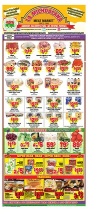La Michoacana catalogue in Plano TX ( Expires today )