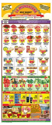 La Michoacana catalogue in Grand Prairie TX ( 9 days left )