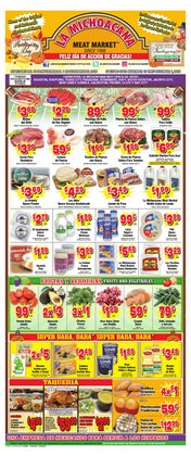 Grocery & Drug offers in the La Michoacana catalogue in Dickinson TX ( 2 days left )