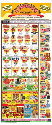 Grocery & Drug offers in the La Michoacana catalogue in Spring TX ( 6 days left )