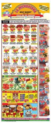 La Michoacana catalogue ( Expired )