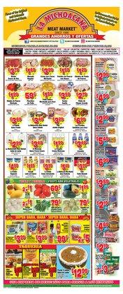 La Michoacana catalogue ( 5 days left )