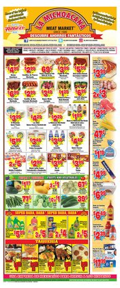Grocery & Drug deals in the La Michoacana catalog ( 1 day ago)