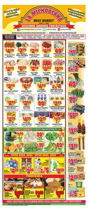 La Michoacana catalog ( 3 days left)