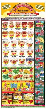 La Michoacana catalog ( 6 days left)
