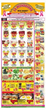 La Michoacana catalog ( 4 days left)