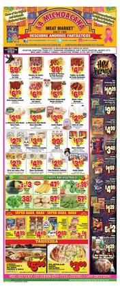 La Michoacana catalog ( 9 days left)