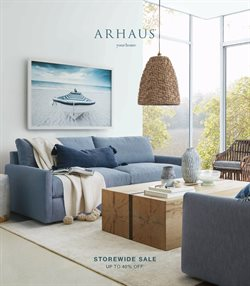Arhaus catalogue ( Expired )