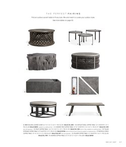 Arhaus catalogue ( More than a month )