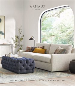 Arhaus catalogue ( 4 days left )