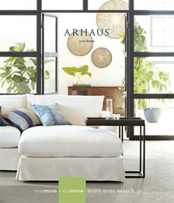 Plants deals in the Arhaus weekly ad in Sterling VA