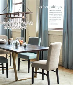 Curtains deals in the Arhaus weekly ad in Centreville VA