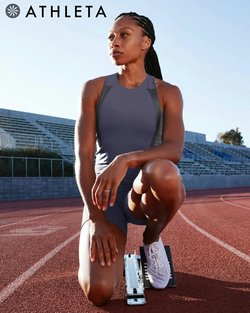 Sports deals in the Athleta catalog ( Expires today)