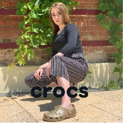 Crocs deals in the Flushing NY weekly ad