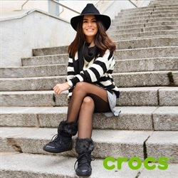 Clothing & Apparel deals in the Crocs weekly ad in Columbus IN
