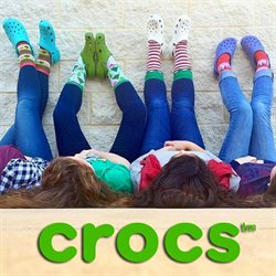 Citadel Outlets deals in the Crocs weekly ad in Los Angeles CA