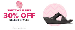 Crocs deals in the San Antonio TX weekly ad