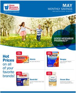 Good Neighbor Pharmacy deals in the Sikeston MO weekly ad