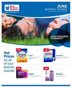 Tablet deals in the Good Neighbor Pharmacy weekly ad in Kent WA