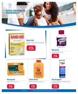 Shampoo deals in the Good Neighbor Pharmacy weekly ad in Bessemer AL