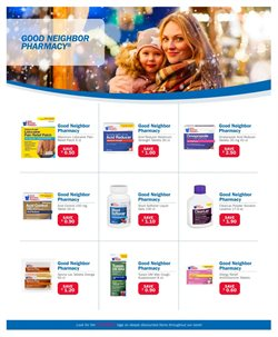 Gel deals in the Good Neighbor Pharmacy weekly ad in Allentown PA