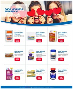 Gel deals in the Good Neighbor Pharmacy weekly ad in Bay City MI