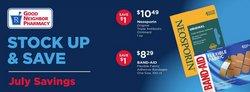 Grocery & Drug deals in the Good Neighbor Pharmacy catalog ( 4 days left)