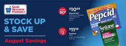 Grocery & Drug deals in the Good Neighbor Pharmacy catalog ( 26 days left)