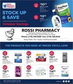 Grocery & Drug deals in the Good Neighbor Pharmacy catalog ( 10 days left)