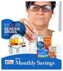 Good Neighbor Pharmacy deals in the New York weekly ad
