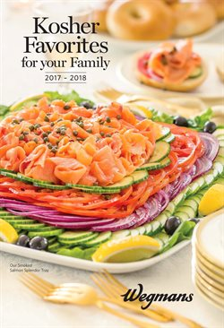 Wegmans deals in the Rochester NY weekly ad