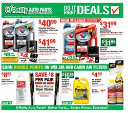 O'Reilly Auto Parts deals in the Bakersfield CA weekly ad