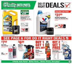 O'Reilly Auto Parts catalogue in Van Nuys CA ( 14 days left )