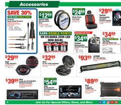 Oil change deals in O'Reilly Auto Parts