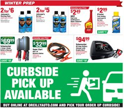 Porter-Cable deals in O'Reilly Auto Parts