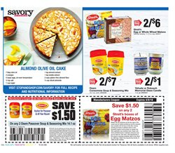 Cakes deals in the Stop&Shop weekly ad in New York