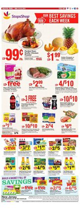 Stop&Shop deals in the Nashua NH weekly ad