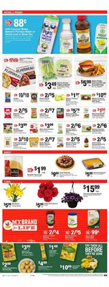 Water deals in the Stop&Shop weekly ad in New York