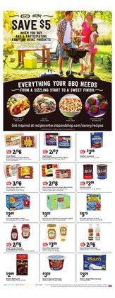 Kraft deals in the Stop&Shop weekly ad in New York