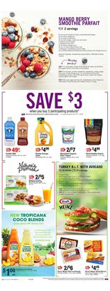 Saw deals in the Stop&Shop weekly ad in New York