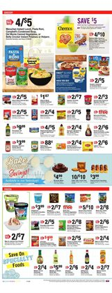 Campbell's deals in the Stop&Shop weekly ad in New York