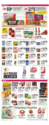 Frozen deals in the Stop&Shop weekly ad in New York