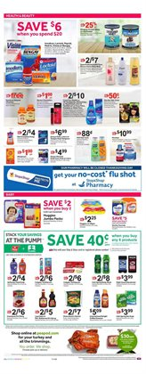 Pharmaceutical products deals in the Stop&Shop weekly ad in Poughkeepsie NY