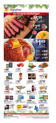 Stop&Shop deals in the Poughkeepsie NY weekly ad