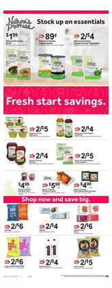 Stock deals in the Stop&Shop weekly ad in New York