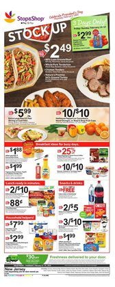 Turkey deals in the Stop&Shop weekly ad in Poughkeepsie NY